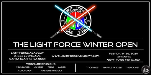 Light Force Winter Open
