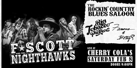 THE ROCKIN' COUNTRY BLUES SALOON  tickets