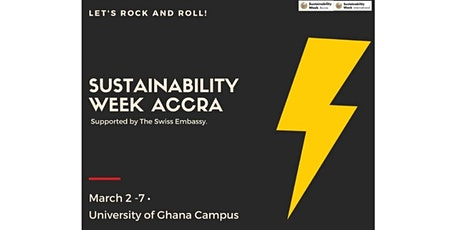 Sustainability Week Accra tickets