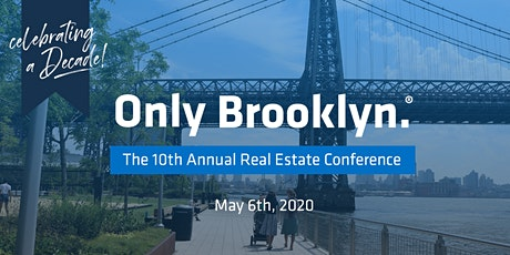 TerraCRG's 10th Annual Only Brooklyn.® Real Estate Conference tickets