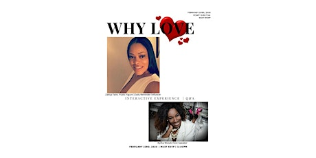 Why Love! tickets