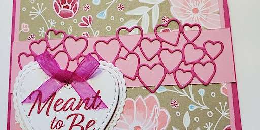 Stampin' Up Greeting Card Class – Tuesday, February, 4 at 10am