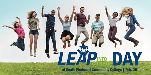 Leap Into College Day (Anson County)