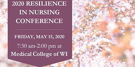 2020 Resilience in Nursing Conference tickets