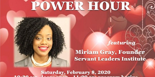 Business Leadership Power Hour