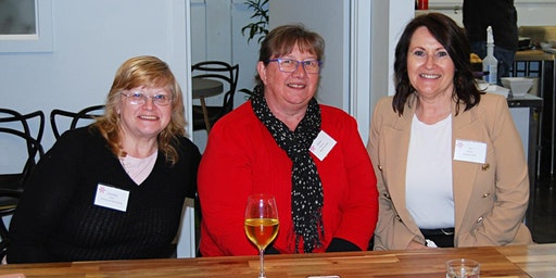 McLaren Vale dinner Women in Business Regional Network 31/3/2020