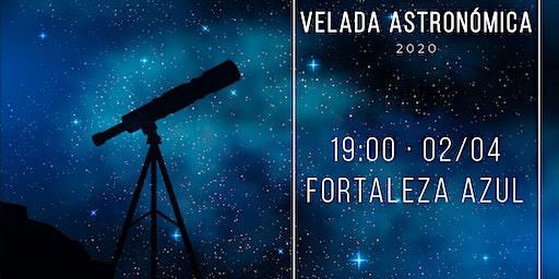 Velada Astronómica