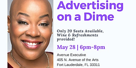 Advertising on a Dime with Ann Marie Sorrell tickets