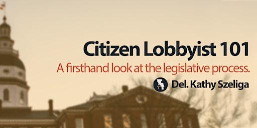 Citizen Lobbyist 101