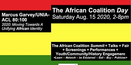 The African Coalition Day 2020 tickets