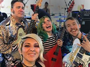 Igor & the Red Elvises with KLAMZ tickets