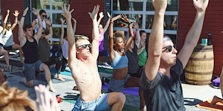 Waterfront Social Run + Yoga boletos
