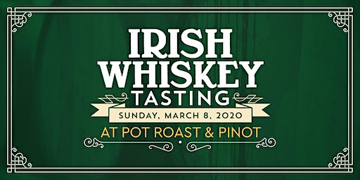 Irish Whiskey Tasting