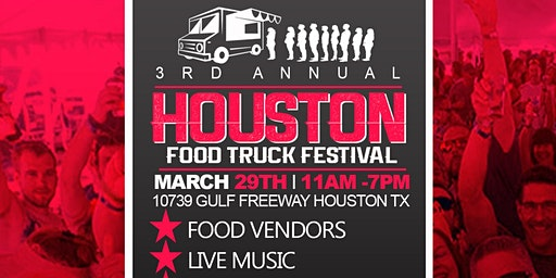 3rd Annual Houston Food Festival