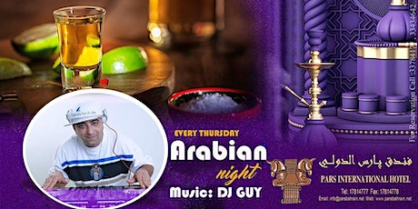Arabian Night @Z Lounge Club tickets