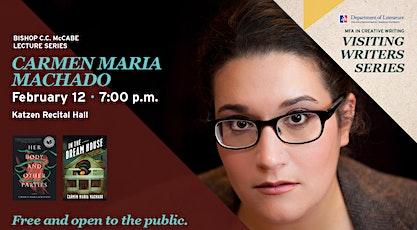 Carmen Maria Machado tickets