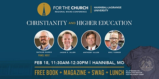 For the Church Micro-Conference: Hannibal-LaGrange University