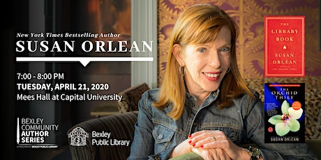 Susan Orlean, Author Visit | April 21 tickets