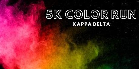 5k Color Run tickets