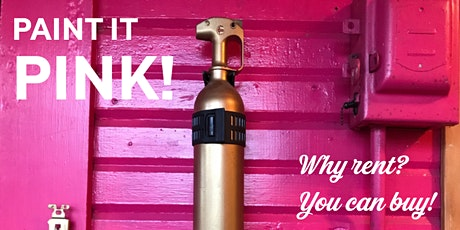 PAINT IT PINK! Why rent? You can buy a home!  tickets