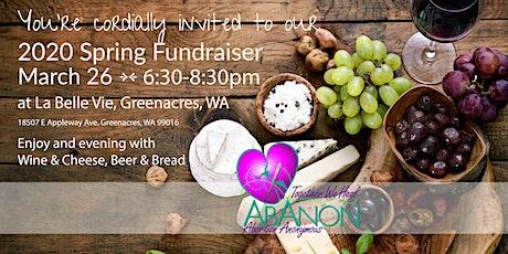 AbAnon Spring Fundraiser tickets
