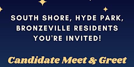 Candidate Meet & Greet  tickets