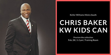 Chris Baker's KW Kids Can tickets