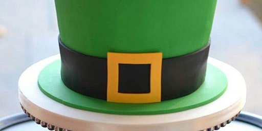 ST. PATTY'S HAT CAKE CLASS *TUES. MAR 17, 2020*