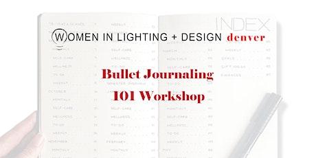 WILD 2020 Winter Event: Bullet Journaling 101 Workshop tickets