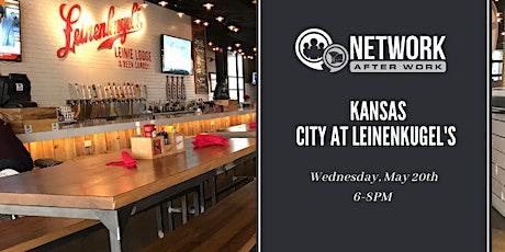 Network After Work Kansas City at Leinenkugel's tickets