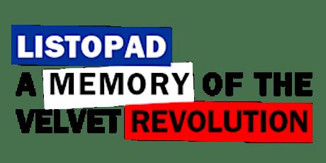 Film Screening: LISTOPAD - A Memory of the Velvet Revolution tickets