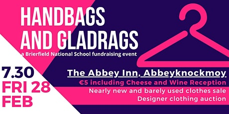 Handbags and Gladrags tickets