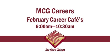 Career Cafe - Resiliency During Your Job Search tickets
