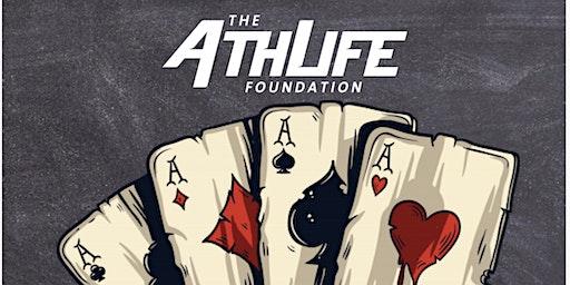 AthLife Foundation Charity Texas Hold'Em Event