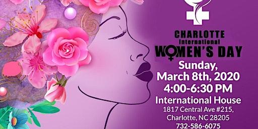 2020 Charlotte International Women's Day - Each For Equal