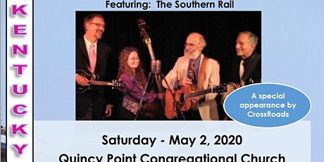 Southern Rail Concert and Kentucky Derby Party tickets