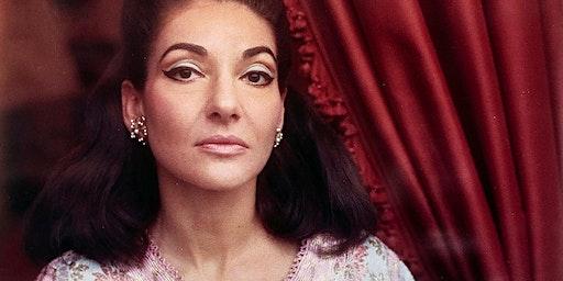 Movie Screening: Maria by Callas