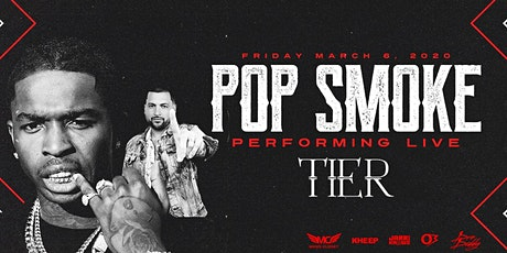 Pop Smoke Performing Live tickets