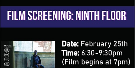 BHM Film: Ninth Floor tickets