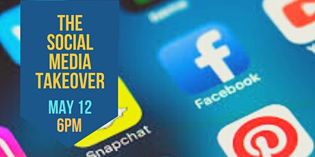 The Social Media Takeover with Ann Marie Sorrell tickets