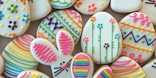 BUNNY AND EGG COOKIE CLASS *FRI. APR 10, 2020*