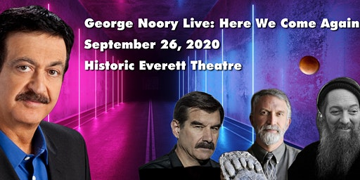 George Noory Live: Here We Come Again