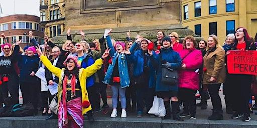 International Women's Day Pop-Up Choir