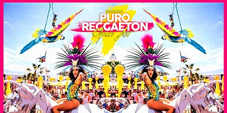 Hamburg - Puro Reggaeton Open Air 2020 Tickets