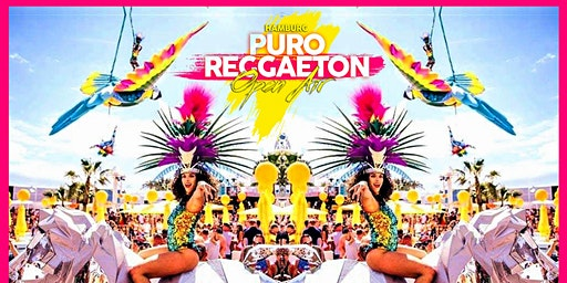 Hamburg - Puro Reggaeton Open Air 2020