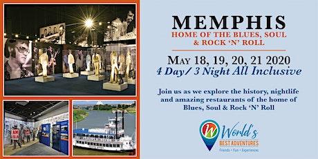 Memphis Adventure tickets