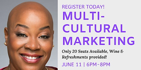 Multicultural Marketing with Ann Marie Sorrell tickets