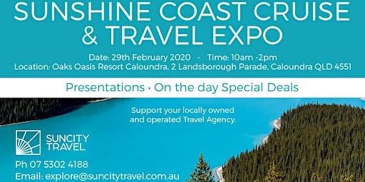 Sunshine Coast Travel & Cruise Expo