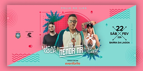 Baile Funk - Folia na Ilha com MC MENOR MR ingressos