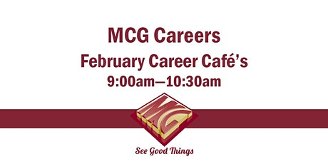 Career Cafe - Interview Skills tickets